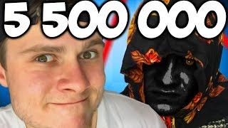 5 500 000 ПОДПИСЧИКОВ -||- БАБУЛЯ
