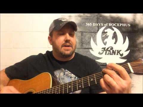 Dixie On My Mind - Hank Williams Jr. Cover by Faron Hamblin