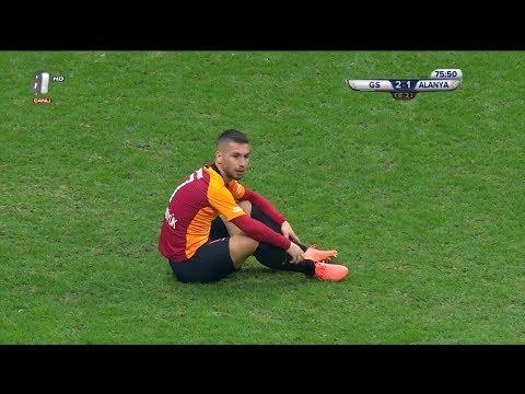 Galatasaray 3 - 1 Alanyaspor (Maç Özeti Ve Golleri)