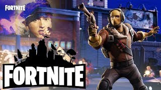 FORTNITE WITH EMINEM