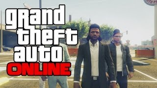 GTA 5 Online Multiplayer Gameplay - GTA Online - Team Deathmatch - Constructed