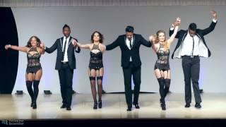 La Fuerza Dance Company  BACHATA Performance Philadelphia BachataFest
