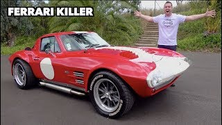 This OLD Corvette DESTROYS Supercars!!!