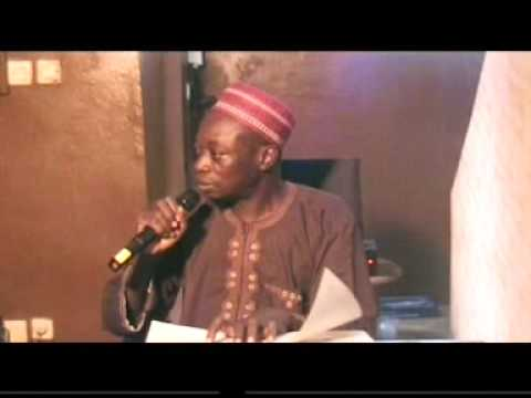 Sheikh Abdoullatif Mako Imam a Lome Togo Mouhammad Part 2