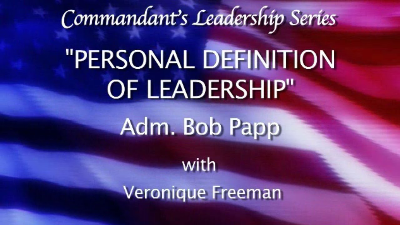 a personal definition of leadership We can change who we are as leaders by simply changing our philosophy of   personal definition of values list here your definition of these values here.