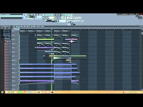 MOGUAI ft CHEAT CODES - Hold On Syohe Remake FL Studio12 + FLP
