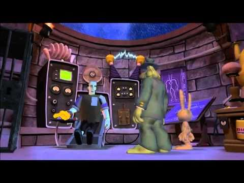 Sam & Max: Beyond Time and Space [Season 2] Playthrough - Night of the Raving Dead (P.7/9)