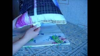 Как ШИТЬ наволочки. РАСХОД ткани на пост.бельё. ТКАНИ для обновок.(ВСЕМ ПРИВЕТ! В этом видео покажу вам как шьются наволочки, как произвести расчет ткани для пошива комплекта..., 2013-04-25T15:05:55.000Z)