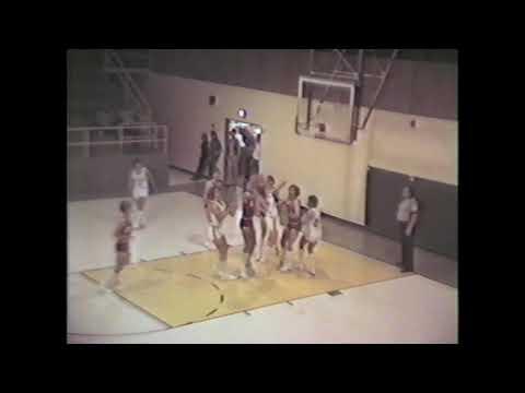 1982 Beechwood Academy Colonels at Twiggs Academy Trojans (basketball)