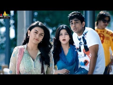 Oh My Friend Movie Scenes | Hansika Introduction | Telugu Latest Movie Scenes | Sri Balaji Video