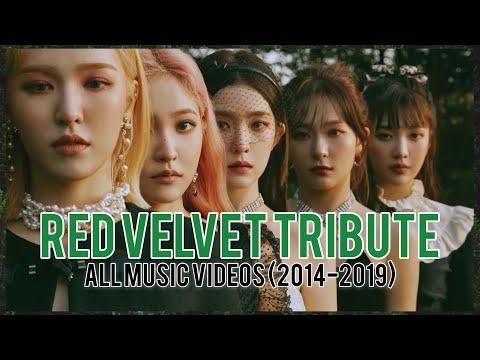Red Velvet (레드벨벳) - Music Evolution   2014 - 2019 [UPDATED]