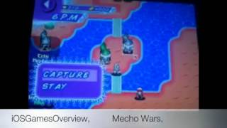 Mecho Wars Review