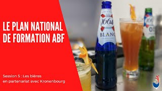 Association des Barmen de France - Plan National de Formation 2021 : 5e session avec Kronenbourg !