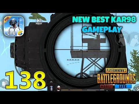 NEW BEST KAR98 GAMEPLAY   PUBG MOBILE LITE