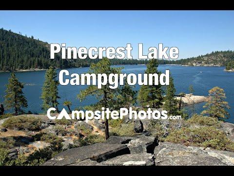 June lake camping full hookups