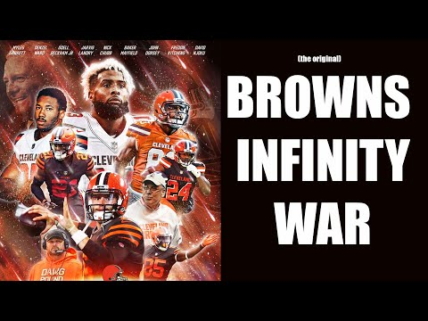 Allen Colon - Fan makes BROWNS Infinity War trailer, and gets fans HYPED!