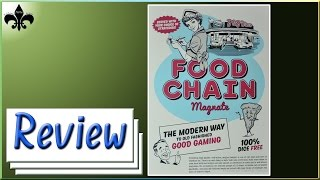 Food Chain Magnate Brettspiel Essen 2015 Review / GER