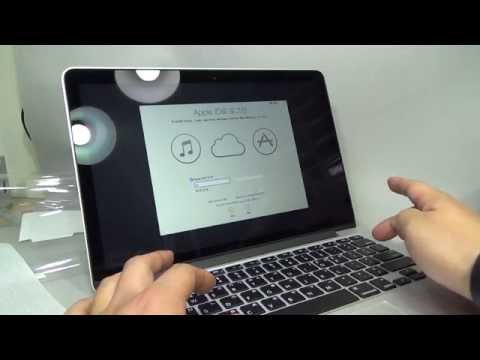 애플 맥북 프로 레티나디스플레이 13인치 MF841KH 2015년 신제품 구입 언박싱 개봉기 리뷰