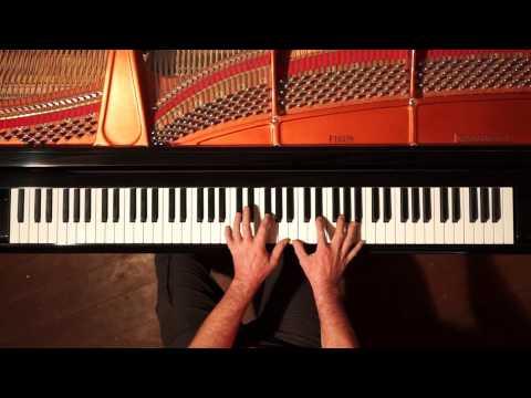 Debussy Arabesque No2  P Barton FEURICH 218 harmonic pedal piano
