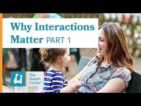 Why Interactions Matter Part 1