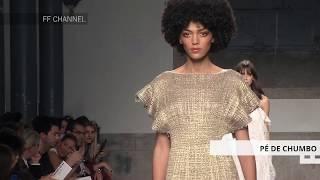 Pé De Chumbo   Spring Summer 2018 Full Fashion Show   Exclusive