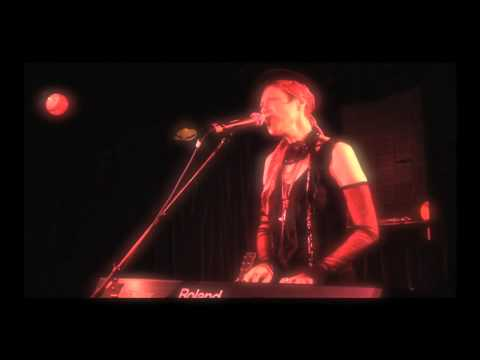 """Jill Tracy- """"Just the Other Side of Pain"""" LIVE"""