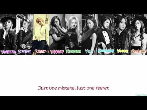 Girls' Generation (SNSD) - Time Machine Lyrics