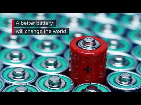 Argonne News Brief: A Better Battery