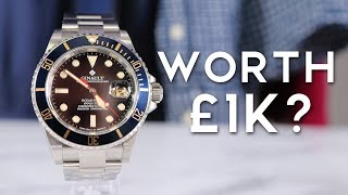 Ginault Ocean Rover Review | Is This Rolex Homage Worth $1K+?