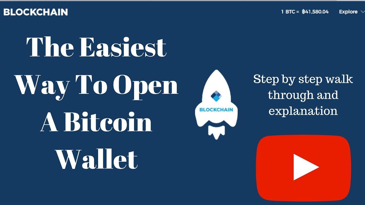 easiest bitcoin wallet