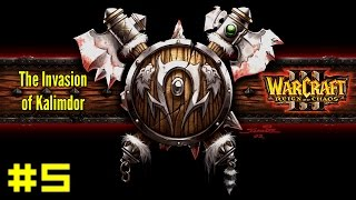 Warcraft III Reign of Chaos: Orc Campaign #5 - The Hunter of Shadows