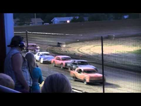 Wagner Speedway Hobby Stocks A Feature July 18th 2014