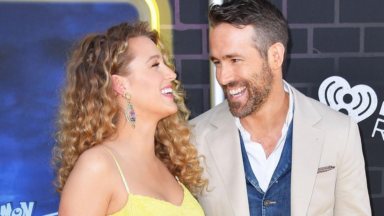 Ryan Reynolds Reacts To Blake Lively's Pregnancy Joke