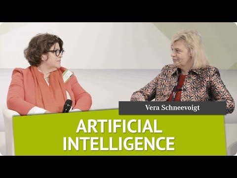 Artificial Intelligence | Vera Schneevoigt, Fujitsu | Global Female Leaders 2017
