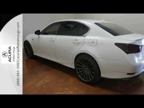 Used 2013 Lexus GS Baton Rouge New Orleans, LA #L18505A
