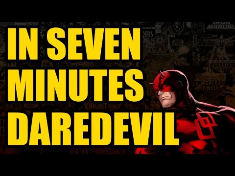 In 7 Minutes: Daredevil Explained