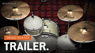 Vintage Rock EZX® (for EZdrummer) - Introduction