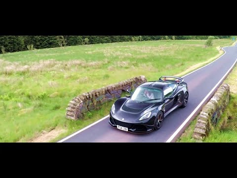Argyll & Bute Scotland - Lotus Exige V6