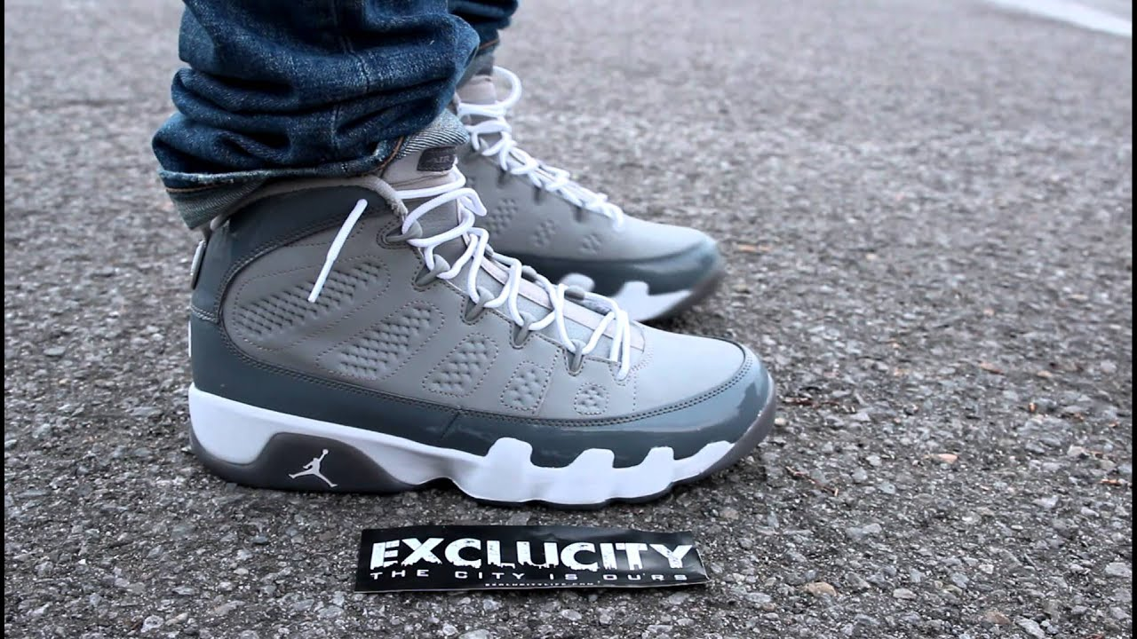 "AIR JORDAN RETRO 9 ""COOL GREY""- - 261.8KB"