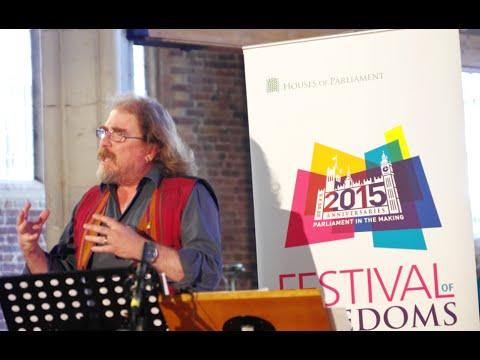 Do Democracy, Putney Debates 1647 Talk by Justin Champion St Mary's Putney