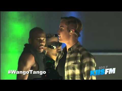 Justin Bieber Performing Boyfriend/Beauty And A Beat Live At Wango Tango (9 Mai 2015)
