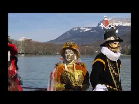 Carnaval Vénitien ANNECY 2017 M