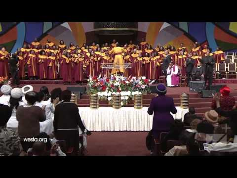 I'm Available To You By West Angeles COGIC Choir