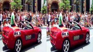 3D - 2012 Star Wars Weekends Parade/Motorcade at Disney's Hollywood Studios thumbnail