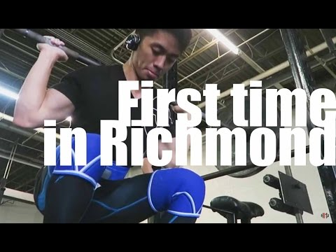 FIrst time in Richmond, Asian Stores & Squats   Richmond, VA TOUR   IRL #11