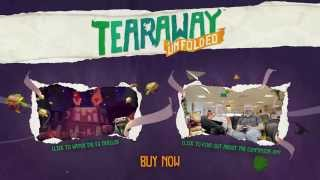 Tearaway Unfolded | Launch Trailer | PS4
