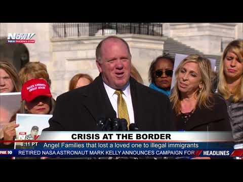 ILLEGAL IMMIGRATION CRIME: Former ICE Director Details Major Crime From Illegal Aliens