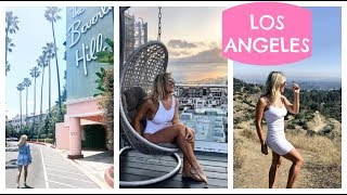HOW I REALLY FEEL ABOUT LA? LOS ANGELES VLOG, BEVERLY HILLS, IN N OUT, RODEO DRIVE, LA DODGERS