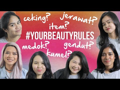Be Proud of #YourBeautyRules | Jakarta X Beauty 2018 by Female Daily