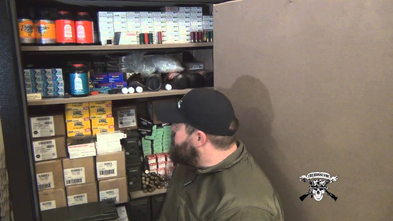 Changing Carry Ammo And Ammunition Storage Youtube